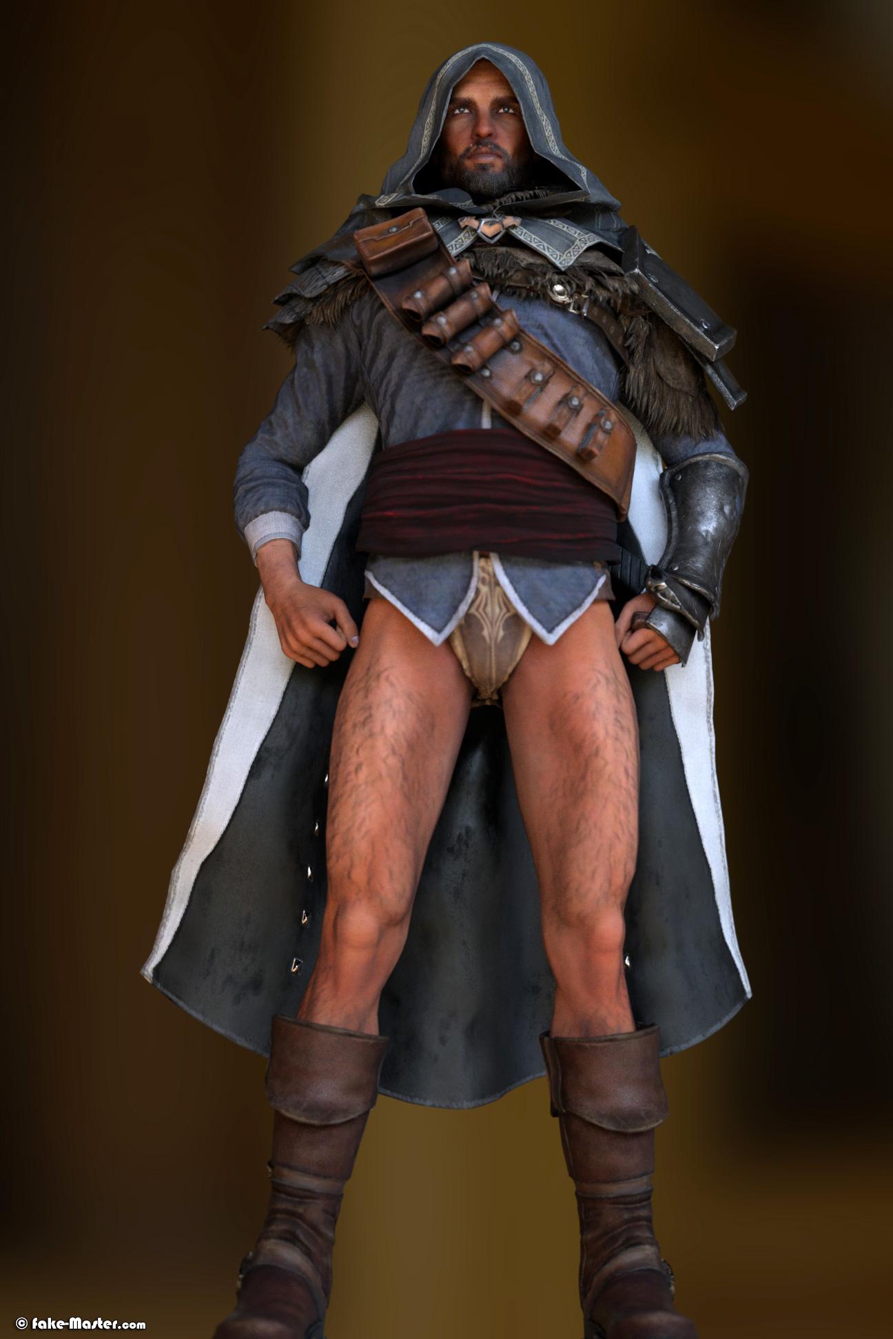 Ezio Auditore - Assassin's Creed créé par Fake-Master