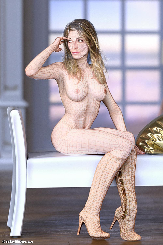 Conception 3D d'Amélie Etasse par l'artiste Fake-Master !