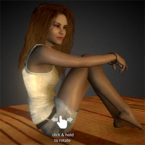 Selena Gomez en 3D !